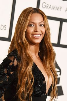 Best Red Carpet Hairstyles & Make-up – 2015 Beyonce