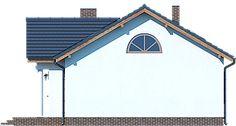 Projekt domu Chmielów 94,74 m2 - koszt budowy - EXTRADOM Solar Panels, Outdoor Decor, Home Decor, Sun Panels, Decoration Home, Solar Power Panels, Room Decor, Home Interior Design, Home Decoration