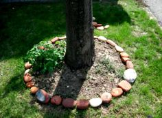 diy landscaping on a budget ideas 2015 ideasdecoracioninteriores - Brick Garden 2015