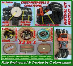 Survival Kit Bracelet