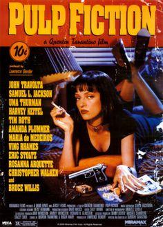 Pulp Fiction, film de Quentin Tarantino, 1994 Affiches sur AllPosters.fr