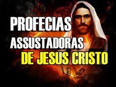 As Profecias mais terríveis de Jesus Cristo -  Profeta do Apocalipse - A...