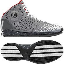 3c725be5726e adidas Adi Rose 3.5 Home Signature Basketball Shoe my friend Jordan has  these so nice Basketball