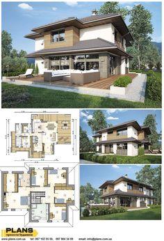 Duplex House Plans, My House Plans, Small House Plans, Sims House Design, Bungalow House Design, Architecture Portfolio Layout, Modern Architecture, Beautiful House Plans, Model House Plan