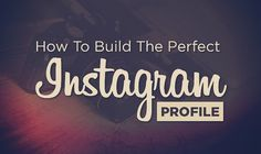 Instagram is growing rapidly and the latest news is that there are now over 300 million active users on this often misunderstood social network. If you are promoting yourself or your business then it's about time that you took notice and paid attention to Instagram.