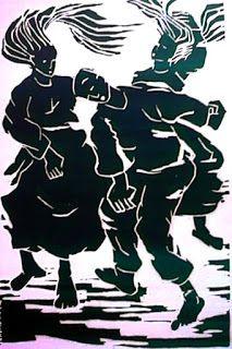Maria Lucia Pacheco: A dança 2