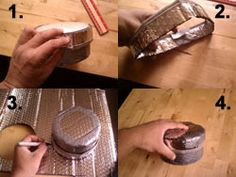 How To Make An Ultralight Backpacking Pot Cozy - Erik The Black's Backpacking Blog