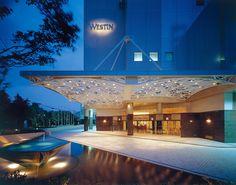 ウェスティンホテル大阪 Hotel of Osaka #Osaka #Japan Osaka Japan