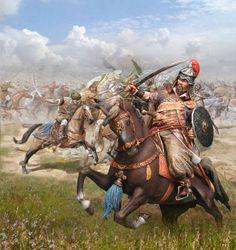 Мамлюк,  Османская империя. XVI-XVII век. РВ503.2,  М1:30.