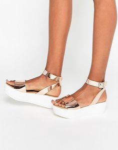 Shop the cutest platform wedges from ASOS on Keep!