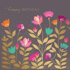 Birthday flowers wishes 23 Super ideas Happy Birthday Wishes Cards, Happy Birthday Flower, Happy Birthday Beautiful, Happy Birthday Friend, Happy Wishes, Happy Birthday Images, Birthday Pictures, Funny Birthday Cards, Birthday Greeting Cards