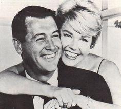 Rock Hudson & Doris Day...greatest movie couple ever!