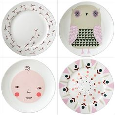 DIY Ideas for painting plates