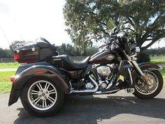 eBay: Harley-Davidson: Trike 2011 Harley-Davidson Triglide, REVERSE, EZ STEER, STEREO, CRUISE, CHEAP #harleydavidson usdeals.rssdata.net