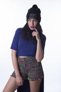 Tweed Shorts, Boho Shorts, Collection, Women, Fashion, Moda, Fashion Styles, Fashion Illustrations, Woman