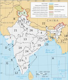 india physical map outline in size Outline of India - Wikipedia India Map, India Travel, India India, Capital Name, States And Capitals, Indian Territory, Map Outline, India Facts, Amazing India