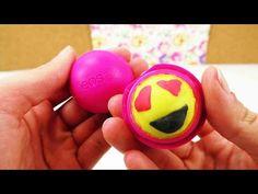 EOS selber machen DEUTSCH   DIY EOS Cookie Dough Lip Balm   Geschenkidee - YouTube