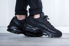 "Nike Air Max 95 ""Black/Anthracite"""