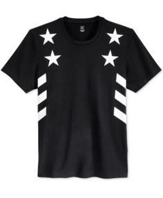 INC International Concepts Men's Stars and Stripes T-Shirt Hudson NYC Men's Olympic Graphic-Print T-Shirt - that should be mine!