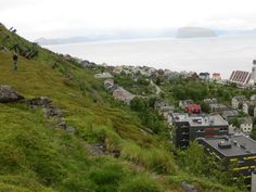 Hammerfest, Norway is one of the northernmost Towns in the Arctic Countries.