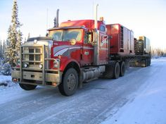 Ice Road Truckers http://avaxnews.net/fact/ice_road_truckers.html