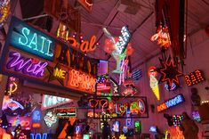 God's Own Junkyard showcases neon artist Chris Bracey's personal collection of work in a salvage yard in Walthamstow. It contains everything from his signage for...