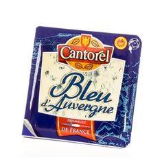 Cantorel Bleu d' Auvergne Volcan cheese