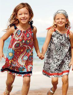 Hanna Anderson Pillowcase Dress    So cute!