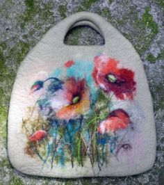 Water-colour Felting