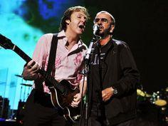 Paul McCartney, Ringo Starr to Duet on Grammy Awards Show
