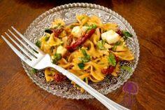 Balsamic-Bowtie-Pasta-Salad