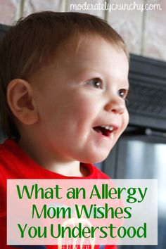 Basic allergy info for all families. Must read to keep all the allergy kiddos safe!