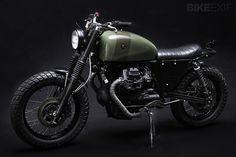 Moto Guzzi NTX by Venier Customs