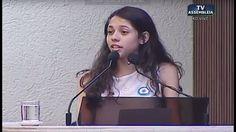Estudante defende legitimidade das ocupações e dá aula de cidadania aos ...