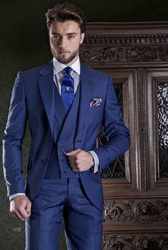 Vestiti da Sposo su Ottavio Nuccio Gala (Gentleman 1498), linea gentleman, abito classico