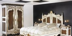 French Bedrooms Design Ideas, Pictures, Remodel, and Decor - page 8