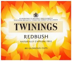 Twinings Redbush - 80 TEA Bags >>> Want additional info? Click on the image.