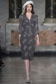 Luisa Beccaria Fall 2015 Ready-to-Wear Collection Photos - Vogue