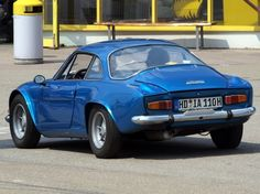 1973 Renault Alpine