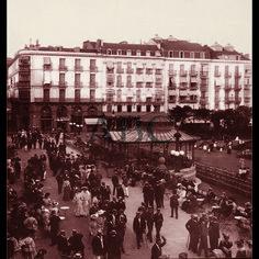 1909 SAN SEBASTIÁN. LA TERRAZA DEL GRAN CASINO.: Descarga y compra fotografías históricas en | abcfoto.abc.es