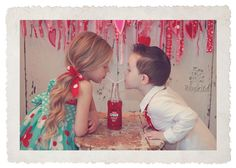 V-Day session idea for children (toddlers?)