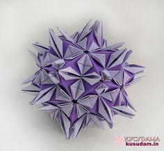 Kusudama *Origami története * Origami legenda*