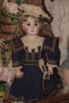 Bambola antica Jumeau