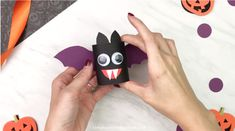 Make these easy toilet paper roll bats for Halloween! They're a simple DIY craft that's great for preschool, kindergarten and elementary aged children. They come with a free printable template so they're easy to recreate at home or at school. #simpleeverydaymom #kidscrafts #craftsforkids #kidsactivities #halloweenactivities #halloween #halloweencraftsforkids #batcrafts #toiletpaperrollcrafts #kidsandparenting #ece #earlychildhood Halloween Crafts For Kids, Halloween Activities, Activities For Kids, Easy Diy Crafts, Recycled Crafts, Toilet Paper Roll Bat, Bat Template, Bat Craft, Halloween Season