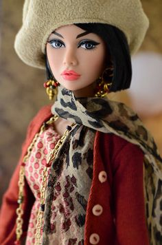 """These dolls are amazing!  """" Warm and cosy"""" Poppy Parker Collection"""