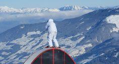 Optimaal skien in skigebied Hochzillertal