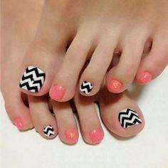 Nail Art Feettoe Nail Art Ideas Nails Pinterest Toe Nail