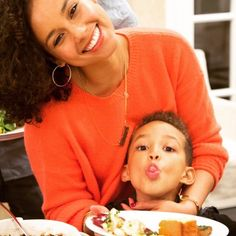 Alicia Keys, complice avec son fils (Photo)