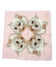 ねこpt スカーフ