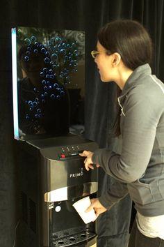 Microsoft water cooler